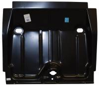 Sheet Metal Body Panels - Trunk Floor Pans - Dynacorn International LLC - Trunk Floor Center