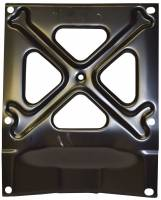 Sheet Metal Body Panels - Floor Pans - Dynacorn International LLC - Transmission Tunnel Reinforcement Plate