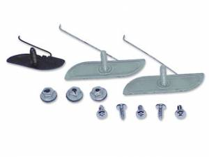 Fender Molding Clip Sets