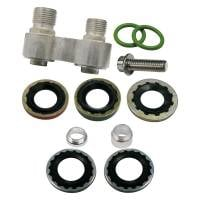 Classic Tri-Five Restoration Parts - Vintage Air - Compressor Line Adapters