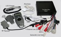 Radio Parts - Radios - Custom Auto Sound - Secret Audio System