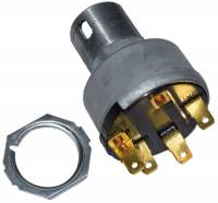Ignition System Parts - Ignition Switches - H&H Classic Parts - Ignition Switch