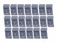 Tri-Five - Window Parts - East Coast - Quarter Window U-Channel Clips