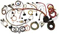 Classic Camaro Parts Online Catalog - American Autowire - Classic Update Wiring Kit