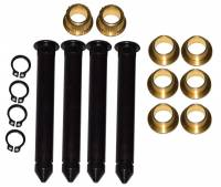 Door Restoration Parts - Door Hinge Parts - OER (Original Equipment Reproduction) - Door Hinge ReBuild Kit (2-Doors)
