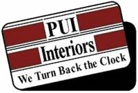 PUI (Parts Unlimited Inc.) - Headliner Dark Green (Perforated)
