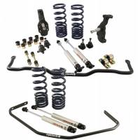 Chassis & Suspension Restoration Parts - RideTech StreetGrip Suspension Systems - RideTech - StreetGrip Suspension System