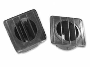 AC/Heater Parts - Factory AC/Heater Parts - Defroster Vents