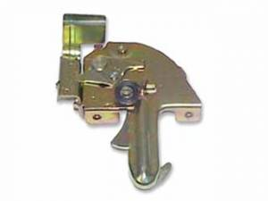 Exterior Restoration Parts & Trim - Hood Parts - Hood Latch Parts