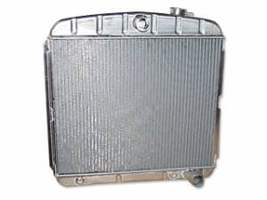 Cooling System Parts - Radiators - Aluminum Radiators