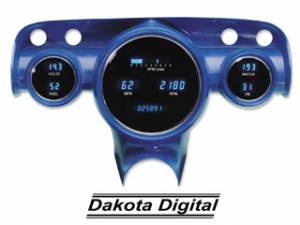 Dakota VFD Gauge Kits