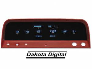 Dash Parts - Dakota Digital Gauge Kits - Dakota VFD Gauge Kits