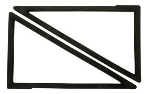 Impala - Weatherstriping & Rubber Parts - Side Window Seals