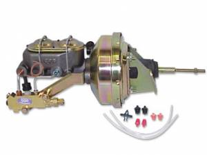 Classic Chevelle, Malibu, & El Camino Restoration Parts - Brake Restoration Parts - Power Brake Booster Kits