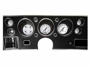 Dash Parts - Classic Instrument Gauge Kits - 1970-72 Gauge Kits
