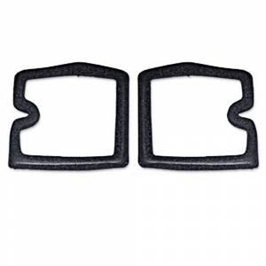 Weatherstripping & Rubber Restoration Parts - Lens Gasket Sets - Backup Light Lens Gaskets