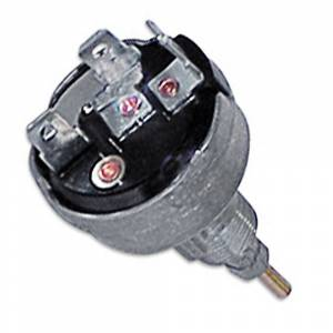 Wiring & Electrical Restoration Parts - Switches - Wiper Switches