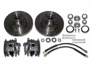 Classic Camaro Restoration Parts - Brake Restoration Parts - Disc Brake Conversion Parts