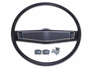 Interior Restoration Parts & Trim - Steering Column Parts - Steering Wheels