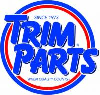 Trim Parts USA - License Plate Light Lens
