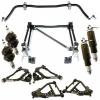 Classic Tri-Five Parts Online Catalog - RideTech - Air Ride Suspension Kit