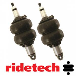 Classic Impala, Belair, & Biscayne Restoration Parts - Chassis & Suspension Restoration Parts - RideTech Air Ride Suspension Kits