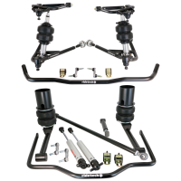 RideTech - 1958-70 Impala - RideTech - Air Ride Suspension Kit