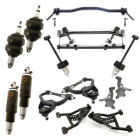 New Products - 1962-74 Nova/Chevy II - RideTech - Air Ride Suspension Kit