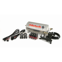 Chassis & Suspension Restoration Parts - RideTech Air Ride Suspension Kits - RideTech - Ride Pro 3-Gallon Analog Control System
