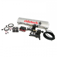 Chassis & Suspension Restoration Parts - RideTech Air Ride Suspension Kits - RideTech - Ride Pro 5-Gallon Analog Control System