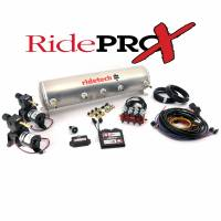 Chassis & Suspension Parts - RideTech Air Ride Suspension Kits - RideTech - Ride Pro X 5-Gallon Analog Control System
