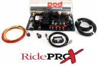 Chassis & Suspension Restoration Parts - RideTech Air Ride Suspension Kits - RideTech - AirPod 3-Gallon Analog Control System