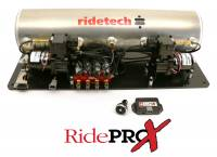 Classic Camaro Restoration Parts - RideTech - AirPod 5-Gallon Analog Control System