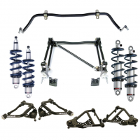 Classic Tri-Five Parts Online Catalog - RideTech - Coil Over Suspension Kit