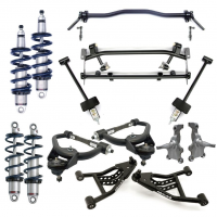 New Products - 1962-74 Nova/Chevy II - RideTech - Coil Over Suspension Kit