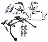 Classic Camaro Restoration Parts - RideTech - Coil Over Suspension Kit