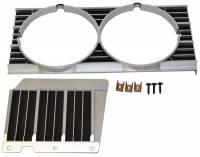Headlight Parts - Headlight Bezels - OER (Original Equipment Reproduction) - Headlight Bezel LH