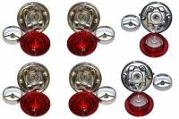 Taillight Parts - Taillight Assemblies - H&H Classic Parts - TailLight Assembly Set