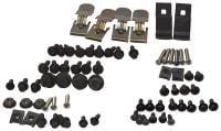 Dash Parts - Dash Assemblies - H&H Classic Parts - Dash Installation Hardware Kit