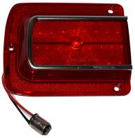 Classic Chevelle, Malibu, & El Camino Restoration Parts - United Pacific - LED Taillight Lens LH