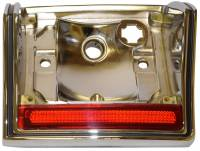 Classic Chevelle, Malibu, & El Camino Restoration Parts - United Pacific - Taillight Housing Bezel LH