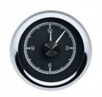 Dakota Digital - Dakota Digital HDX Series Clock Black Alloy