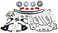 Chassis & Suspension Parts - CPP Pro Touring Kits - Classic Performance Products - Stage 4 Pro-Touring Suspension Kits