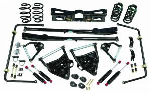 Classic Chevy & GMC Truck Restoration Parts - Chassis & Suspension Restoration Parts - CPP Pro-Touring Kits