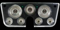 Classic Chevy & GMC Parts Online Catalog - Classic Instruments - Gauge Kit (All American Nickel)