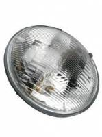 Headlight Parts - Headlight Bulbs - H&H Classic Parts - Inner High Beam Headlight Bulb