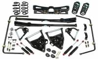 Chassis & Suspension Parts - CPP Pro-Touring Kits - Classic Performance Products - Stage 1 Pro-Touring Suspension Kit