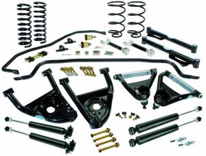 Classic Impala, Belair, & Biscayne Restoration Parts - Chassis & Suspension Restoration Parts - CPP Pro-Touring Kits