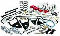 Chassis & Suspension Parts - CPP Pro-Touring Kits - Classic Performance Products - Stage 4 Pro-Touring Suspension Kit