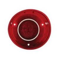 LED Taillight Lens LH